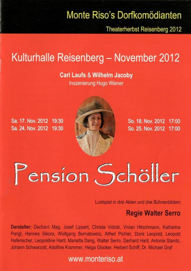 Vorstellung 2012