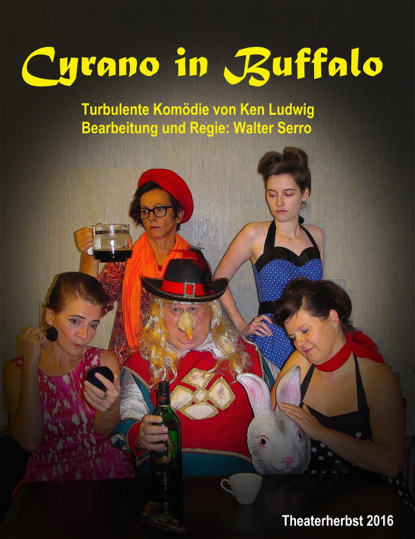 Cyrano in Buffalo